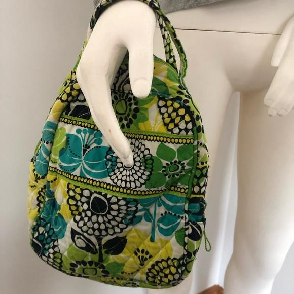 Vera Bradley Limes Up summer 2021 lunch bag